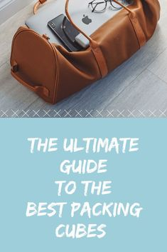 This one if for you, when you are a notorious over-packer like me and you know how hard it is to limit yourself. Packing cubes truly help me to keep my luggage super and are the ultimate solution to prevent overpacking. This guide is going to show you which are the best packing cubes for backpacking, your suitcase or that fit your carry-on luggage! #packingcubes #travelorganiser #luggageorganizer #packingsystem #travelhack #overpacking #travelcube #luggagepackingorganizer