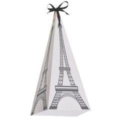 Paris Party Treat Boxes (8)