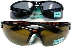 Rebel Sport Polarized Sunglasses Case Pack 24