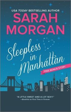 This is a story of love, friendship and life in the big city for three single women.Aside from the romantic angle it's a beautiful story of true friendship.Sleepless In Manhattan will leave you feeling good and hopeful that there is a silver lining behind every dark cloud.