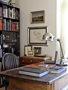 foto oficina hombre