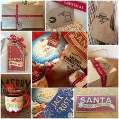 Vintage traditional christmas tin for Christmas eve food ideas uk