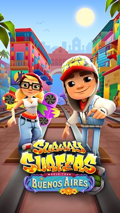 Universal - Subway Surfers (By Kiloo Games) Subway Surfers Download, Subway Surfers Game, Subway Game, Crossy Road, Get Over It, Candy App, Android, Piano Man, Disney Channel