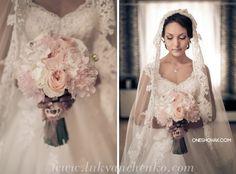 свадебная флористика Киев, букет невесты, декор свадьбы Киев