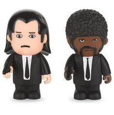 ToonStar Figures (Pulp Fiction) Vincent Vega & Jules Winfield