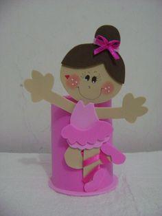 Potinho Pequeno Bailarina