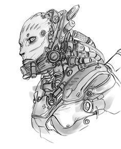 Alpha Female by TD-Vice.deviantart.com on @DeviantArt