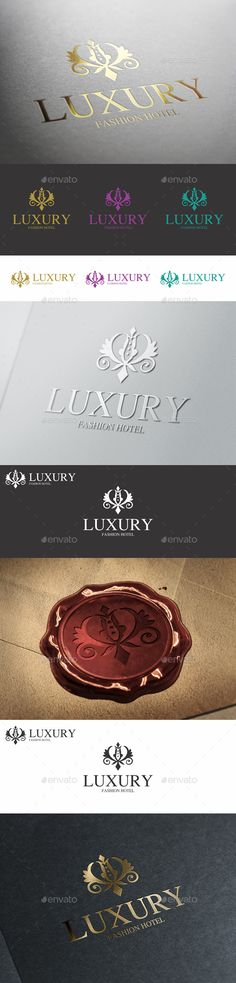 Luxury Boutique Hotel Monogram Logo – Fashion Brand Crest Logo – This Premium, Classy and Elegant Logo is ideal for Elite brands like Real Estate, Beauty Salon, Hotel and Resort, Law Firm, Business Group, Consulting, Photographers, Restaurant, classy invitations, weddings, luxury industry like jewellery / jewelry, wine, fashion clothes, perfumes, any startups projects, or any other classy business you can think of. – Elegant company logotype. Perfect for Spa or Beauty Salon, Fashion, Winery…