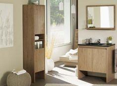 Salle de bains : 30 armoires et colonnes pour tout ranger !
