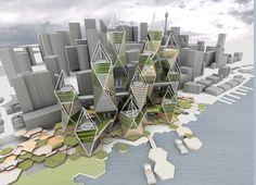 Bangaroo Sky Village Rethinks Living High in the Sydney Sky