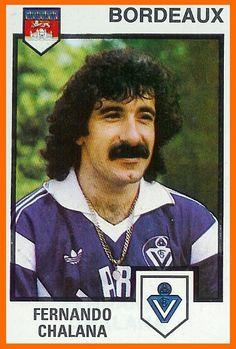 Fernando Chalana no Girondins de Bordeaux (1984-1987)