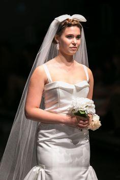 Leeanna vamp wedding dress