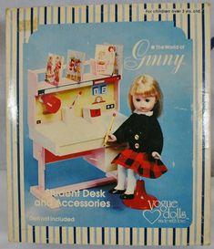 "Matchbox original advertising leaflet /""Vogue Dolls/"" USA 1979"