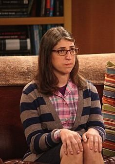 You are my favorite, Amy Farrah Fowler.