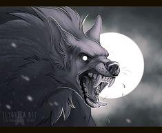 Beware the Moon by FlyQueen.deviantart.com on @DeviantArt