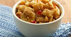 Tropical Island Chex� Mix (1/2 Recipe)