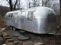 BUY IT NOW $3,100  1966 Airstream Soverign Airstream Campers, Bus Camper, Vintage Campers For Sale, Yellowstone Park, Old Things, Things To Sell, Vintage Trailers, Camping Life, Caravans
