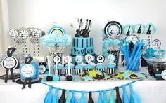 "Photo 5 of 28: Rock Star Birthday / Birthday ""Rock Star Birthday Party"" | Catch My Party"