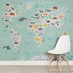safari-map-childrens-square-1-wall-murals