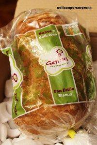 Sonia ya tiene su pan estilo blanco en casa. ¿Con qué #receta #singluten nos soprenderá?  Imagen cortesía de @SINGLUTENES SINGLUTENES