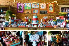 Festa Mágico de Oz - Wizard of Oz Party
