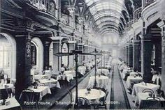 There seems a real disconnect between Shanghai and the rest of China. Astor House Shanghai Hotel Dining Room 1920s