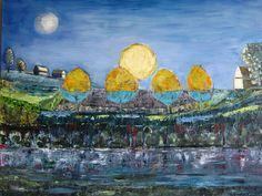Joanna Golon, 2011 /Oil on canvas 50x70