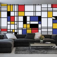 Divider, Couch, Room, Furniture, Home Decor, Art, Bedroom, Art Background, Settee