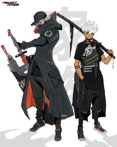 Game Character Design, Character Creation, Fantasy Character Design, Character Design Inspiration, Character Concept, Character Art, Arte Ninja, Ninja Art, Samurai Artwork