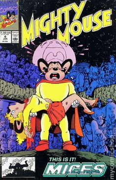 Mighty Mouse (1990 Marvel) 4
