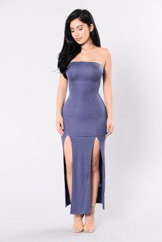 2 Is Better Than 1 Dress - Navy