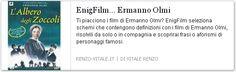 Film di #Ermanno #Olmi inseriti come definizioni in schema enigmistico e cruciverba