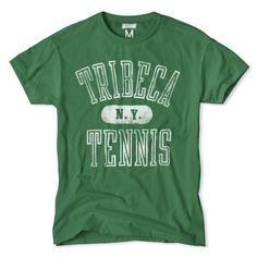 Tribeca Tennis T-Shirt workout T-shirt Tennis Shirts, Tee Shirts, Tennis Camp, Tennis Workout, Tennis Fashion, School Shirts, Mens Outfitters, Workout Shirts, Shirt Designs
