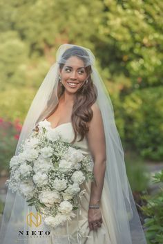 Wedding Hair by Liz Half Up Wedding Hair, Wedding Hairstyles Half Up Half Down, Romantic Wedding Hair, Our Wedding Day, One Shoulder Wedding Dress, Dj Video, Dress Rental, Professional Hairstyles, Gardens