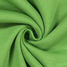 Sweatshirt Texturised 8 - Cotton - Polyester - apple green