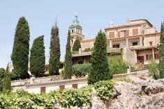 Klosteret I Valldemossa, Mallorca