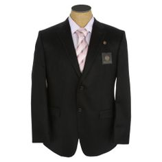 A signature of enduring style, this Donald Trump sport coat has been designed from the finest selection of fabrics and trimmings for the highest standards of quality. This striking sport coat is ideal for the office or any time you need to look your best. It is the perfect addition to any man's wardrobe for an added element of sophistication and classic style. This exact sport coat sells in major department stores for hundreds more! Please contact one of our fashion experts right now with…