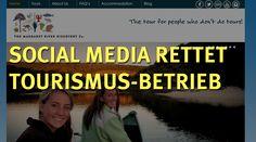 Socialmedia rettet #Tourismus. Ein Betrieb, der fast pleite gegangen wäre und dank Social Media nun floriert. #socialmedia