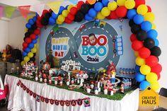 Sinh nhật Boo 2 tuổi