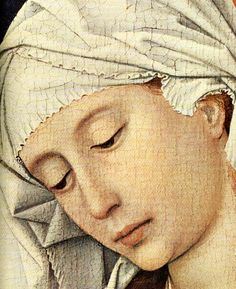 Roger van der Weyden (1400 - 1464)  www.artexperiencenyc.com