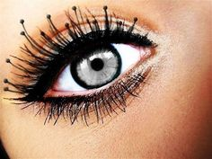 Cool Lashes.