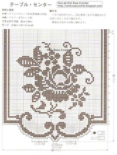 crochet - caminhos de mesa -runners - Raissa Tavares - Веб-альбомы Picasa