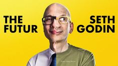 🔴 Seth Godin—Make Something Everyday (Best Hour You'll Spend Today) Seth Godin, Gary Vee, Music Library, How To Become, How To Make, Sales And Marketing, Writer's Block, Get Over It, Book Lists