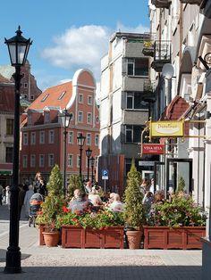 Kungu street, Riga Old Town, Riga, Latvia