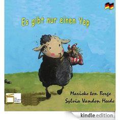Yep ist ein schwarzes Schaf und das findet er gut. Er liegt gerne mit den weißen Schafen zusammen im Gras oder spielt mit ihnen beim klaren Wasser. Auch wenn es dunkel wird und allerlei Gefahren drohen, bleiben Yep und die anderen Schafe ruhig. Sie wissen, dass ihr Hirte immer gut für sie sorgt und über sie wacht. Ein Bilderbuch, welches sich auf Psalm 23 bezieht; Musik spielt eine große Rolle in der Handlung. Kinderbuch Autorin Sylvia van den Heede.Zeichnungen sind von Marieke ten Berge.