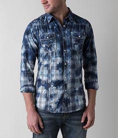 BKE Vintage Horsepower Shirt - Men's Tops   Buckle