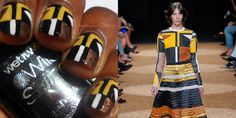 Fashion Favors the Nail! ^_^