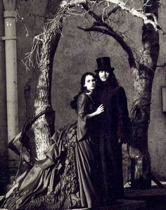 """""""Do you believe in destiny? That even the powers of time can be altered for a single purpose? That the luckiest man who walks on this earth is the one who finds... true love?"""" -Dracula (1992)"""