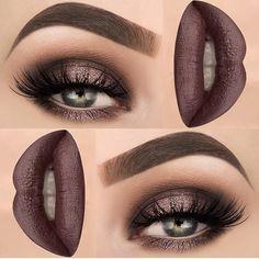 """36k Likes, 210 Comments - Maquiagemx - Júlia Munhoz (@maquiagemx) on Instagram: """"Incrível! Amei essa combinação! @makeupthang"""""""