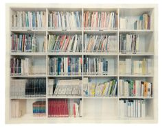 chaekado (painted book library) by Susik Leem